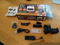 Micro DV action camera