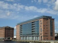 2 bed waterside city view