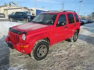 2004 Jeep Liberty Limited Edition Limited Edition