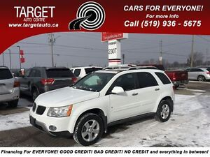 2008 Pontiac Torrent Low Kms Drives Great Very Clean !!!!!