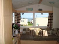 Devon Cliffs Haven 5* Holiday Park Private 3 bedroom Caravan to rent **Sea Views**