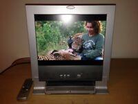 "Goodmans GDB4G 15"" Flat Screen LCD Freeview TV"