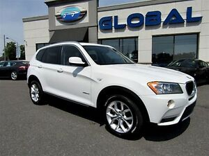 2013 BMW X3 xDrive28i NAVIGATION , PANOR. ROOF.