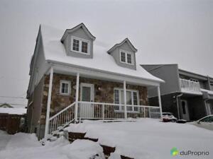 300 000$ - Maison 2 étages à vendre à Longueuil (St-Hubert)