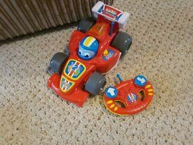 Baby Clementoni Lewis remote control racing car