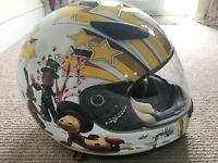 Box Magic Roundabout Motorcycle Helmet Size M
