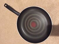 Tefal Initiative 30cm Enamel Frying Pan