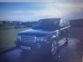 Range Rover Sport excellent condition