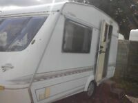 elddis knightsbridge 2 berth