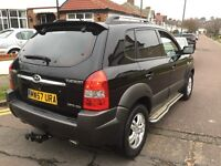 2008 HYUNDAI TUCSON 2,0TD,AUTOMATIC , 1 OWNER FROM NEW