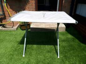 Caravan/Picnic Table