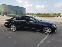 Mercedes-benz E350cdi blueEffency Avangarde 4dr