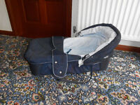 Silver Cross Carry Cot / Pram and Stroller / Buggy
