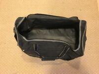 Black large rectangular Suitcase Bag
