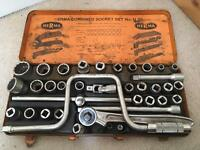 Tools - vintage Herma socket set