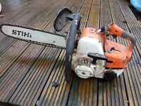 still 08s petrol chain saw