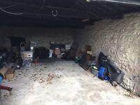 Storage / Workshop
