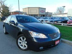 2009 Lexus ES 350 PREM PKG-LEATHER-SUNROOF
