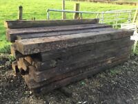 Railway Sleepers Excellent Quality