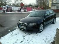 Audi A3 2.0TDI 6 Speed 5 doors