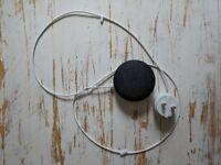 Google Home Mini Smart Assistant - Unboxed- Charcoal