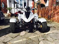 2016 Road legal quad bike