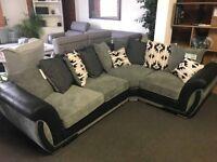 Hayworth Corner Sofa Bed Was £1510 Now £899