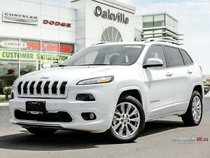 2016 Jeep Cherokee OVERLAND | BRAND NEW | 0% UP TO 84 MONTHS |