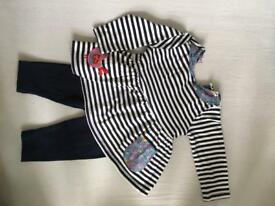 Girls 3-6 month clothes bundle