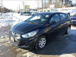 2013 Hyundai Accent GLS HTD SEATS 1 OWNER