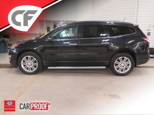 2014 Chevrolet Traverse CHEVROLET TRAVERSE AWD 8 PASSAGER