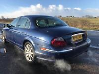 Jaguar S_TYPE V6 SE+ AUTOMATIC + 3.0 + 2001 + leather+2 KEYS + CHEAP