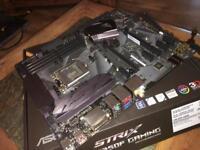 Motherboard - strix b250f gaming motherboard