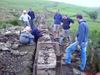 Volunteers needed for conservation projects