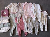 Newborn Baby Clothes (John Lewis, Mamas & Papas, White Company)