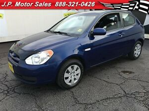 2010 Hyundai Accent GL, Manual