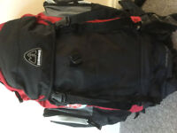 EUROHIKE TRILOGY WILDERNESS BACKPACK RUCKSACK 70 + 10l, large, very comfortable to carry, as new!