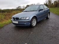 BMW 316 i SE- 1.8l petrol Only 104000 miles with 11 months MOT * not 318 or coupe *
