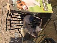 Mesh Headrest Dog Guard