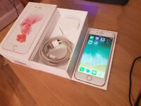 Iphone 6s original box unlocked 16gb