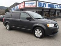 2012 Dodge Grand Caravan SXT Stow N' Go Rear Air/Heat