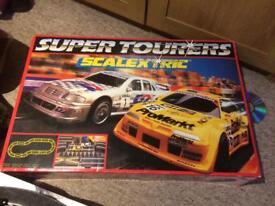 Scalextric super tourers