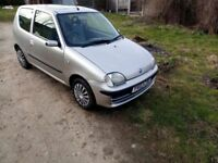 FIAT SEICENTO 1.1 LOW MILEAGE,MIND CONDITION