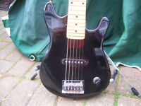 Eleca Electric Guitar 1/2 size.