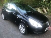 Black Vauxhall Corsa ECO Flex Breeze For Sale, 1.3 CDTI, 5 Door, £30 Road Tax, Low Mileage, Diesel