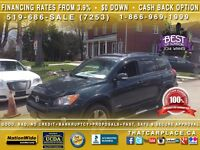 2010 Toyota RAV4 $67/Wkly-Sun Roff- ALL WHEEL DRIVE- All Power G