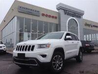 2014 Jeep Grand Cherokee Limited - 8.4 Navigation - P.Sunroof
