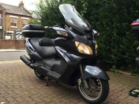 Suzuki Burgman 650 - Late 2012 with 11759miles Mint condition