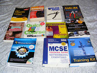 Various PC Books