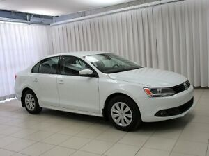 2014 Volkswagen Jetta VW CERTIFIED! Trendline Plus! LOW KMs! Aut